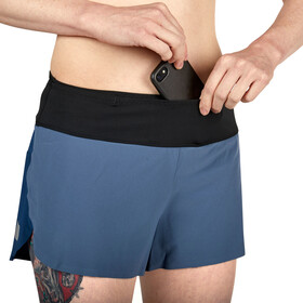 Ultimate Direction Velum Shorts Women slate blue